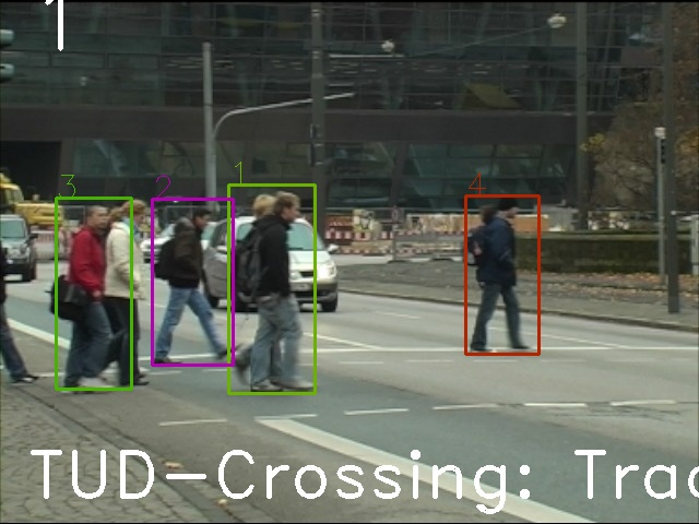 TUD-Crossing